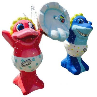 Baby Sealife Sprayers