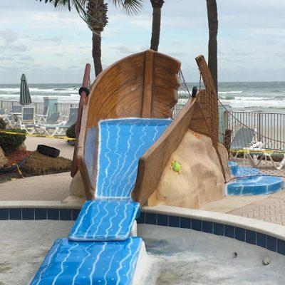 Shipwreck Slide